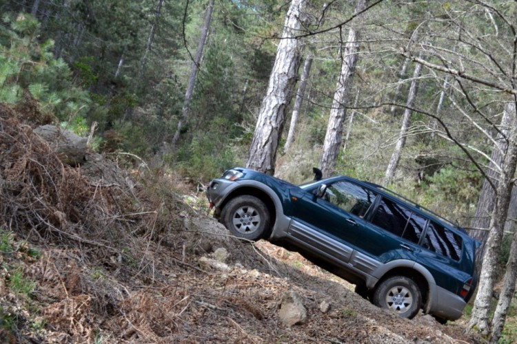 Kassandra Jeep Safari