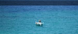boat halkidiki
